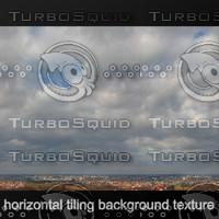 sky - cloudy panorama