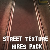 Street Texture Pack Tileable HiRes