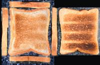 Toast texture