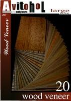 wood veneer collection