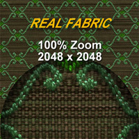 Real Fabric 228a