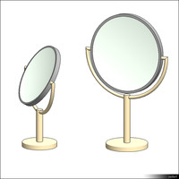 Makeup Mirror 01042se
