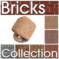 Substance Bricks Collection