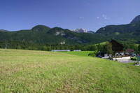 Field and mountain (+CRW)