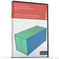 ISO CONTAINER 6m/20ft CAD