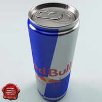 Drink Red Bull 0,25L Aluminum Can