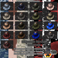 Camouflage Material Collection