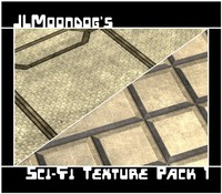 Sci-Fi Texture Pack 1