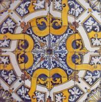 Portuguese Tiles 01