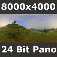 L0725 8000 pixel 24 bit TIFF Panorama
