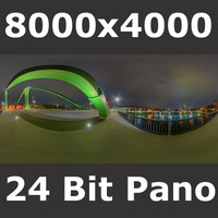 L0805 8000 pixel 24 bit TIFF Panorama