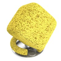 Standard sponge texture
