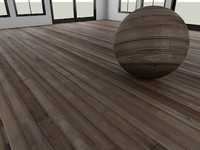 WoodFloor_2_DarkOld - Wood Floor - 3DS Max 2010 - Mental Ray Shader