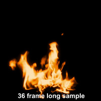 campfire looping 101 frame