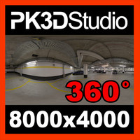 PK3D Studio HDRI map 0008