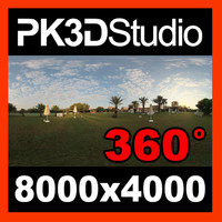 PK3D Studio HDRI map 0010