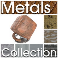 Substance Metal Collection