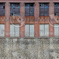 Industrial Facade Tiles X
