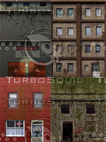 Building Facades Pack