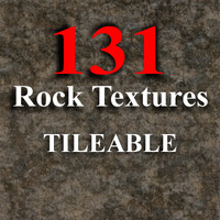 131 Rock Textures Tileable