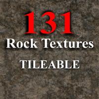 131 Rock Textures Tileable