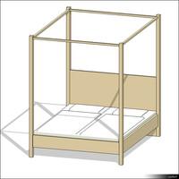 Bed 00168se