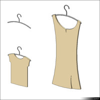 Clothes Hanger 00180se