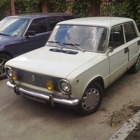 USSR Car VAZ Lada