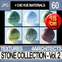 Stone Collection Vol. 2 - Textures & Materials