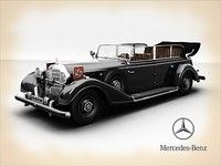 Mercedes Benz 770K