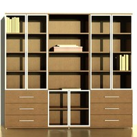 Bookshelf_Office