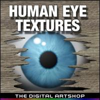 Human Eye Textures