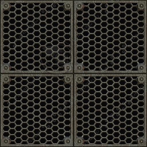 Texture jpg floor metal mesh  Metal Floor Texture