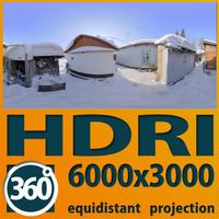 360 HDRI (36) snow