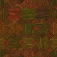 wood dark pattern crosses