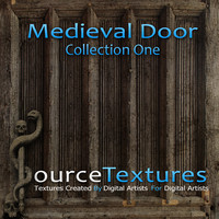 Medieval Door Collection One