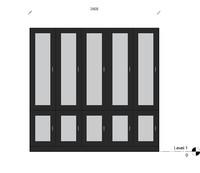 Standard Closet (FULLY parametric)