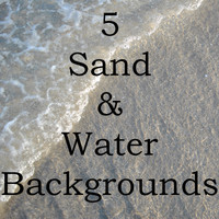 Water & Sand Backgrounds