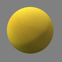 Maya Yellow Foam Rubber