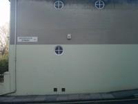 wall side