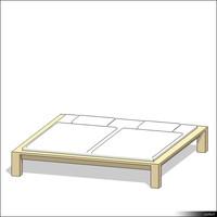 Bed 00167se