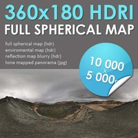 HDRI Spherical Map [P037a]