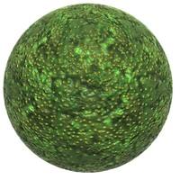 Dino Skin - GreenYellow - 3D Texture