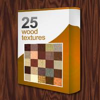 25 Wood Textures