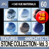 Stone Collection Vol. 3 - Textures & Materials