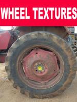 Wheel textures