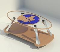 Earth Coffee Table