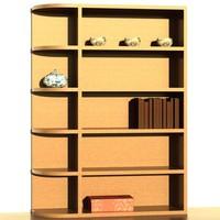 Bookshelve_Corner_Set