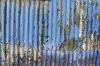 Corrugated Iron SJJ