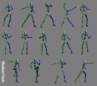 Dance Loop Pack 1 & 2
